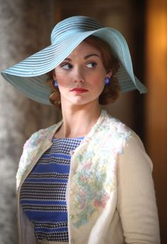 Joanna Vanderham as Ellie Goodman in 'Miss Marple - Endless Night', 2014.
