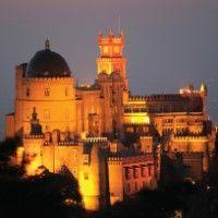 Castle in Portugal, Parques de Sintra
