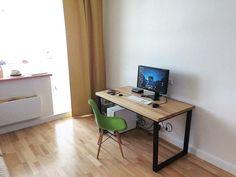Обеденный стол из массива вяза. Производство мебели под заказ. Отправка в любую точку. Лофт, индастриал, прованс, рустик. Loft style table. Loft, industrial, rustic, provance.