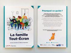 """Le guide du @LeCLEMI """"La famille Tout-Ecran"""" pour le lancement de la #SPME2017 @LaSpme"""
