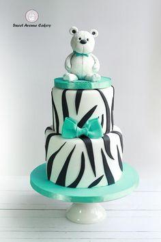 Teddy Bear Picnic: 5 Adorably Fun Teddy Bear Cakes and Cupcakes