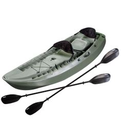 This is the ultimate fishing kayak. The tunnel hull design makes it possible to stand up and fish, or to sit side-saddle without tipping over.