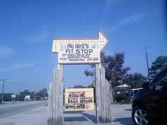 Big Nell's Pit Stop, Ocean Isle Beach,NC