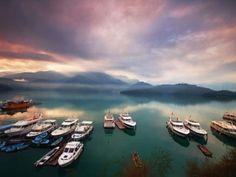allabouttaiwan 台湾最大、そして最も美しき湖……日月潭