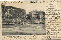 INDONESIA PC Sumatra West Coast Karbouwengat, Fort de Kock (992) picclick.com