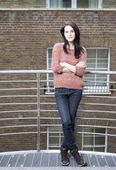 Michelle Dockery Fashion Inspiration On Pinterest