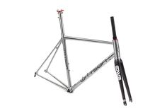 Wittson Cycles Suppresio Frame with ENVE fork
