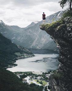 Geiranger - Norwegen