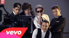 "One Direction - Kiss You (Behind The Scenes <3 how niall just throws the sand like ""wee"""