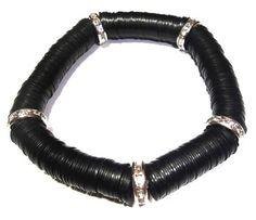 Men's Bracelet/ trendy braclet/disc bracelet
