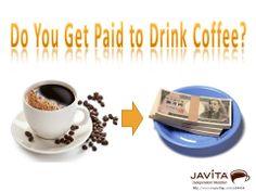 Drink Javita coffee and get paid
