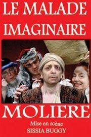 Le malade imaginaire Théâtre Espace Marais Affiche
