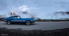 This Shelby GT500KR Is Tearing Through Tires In Iceland