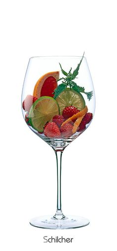 SCHILCHER  Strawberry, raspberry, blood orange, orange peel, lime, nettle