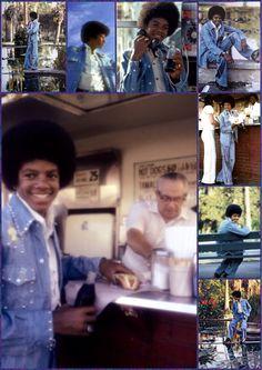 Young Michael Jackson, Mike Jackson, Eternal Love