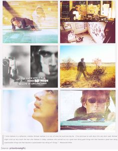 Alex and Michael #Parallel