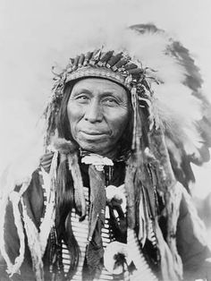 Black Native American Indians - Stock Image - Sioux Indian - Black Thunder - by JVPD - Historical . Native American Photos, Native American Tribes, Native American History, American Indians, Native Americans, American Symbols, American Women, Image American, American Indian Girl