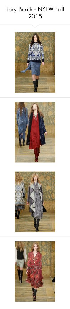 """Tory Burch - NYFW Fall 2015"" by polyvore-editorial on Polyvore"