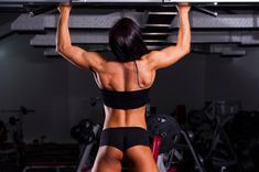 Despite popular belief that pull-ups are for the most advanced of gym goers and the bar should be avoided at all costs, pull-ups can be done by anyone! And they can be adjusted to meet any fitness level, even nervous beginners. Pull-ups work your chest, back and arms, keeping them toned and strong. Doing this ...