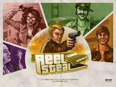 Begleiten Sie echten Verbrecherwelt mit dem Reel Steal Spielautomaten! Reel Steal™ kostenlos spielen ohne anmeldung | automatenspielex.com