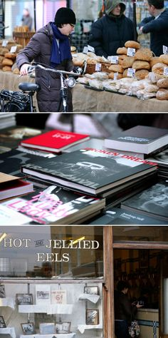 Nordljus: Rediscovering Some of London Markets
