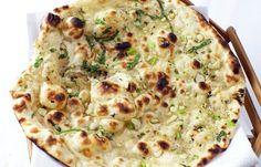 Naan Bread Recipe by Vivek Singh