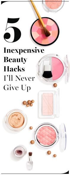 5 inexpensive beauty