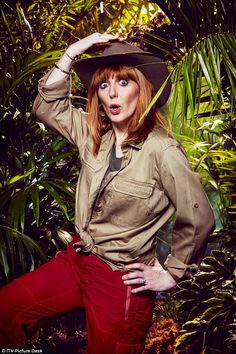 'I'm A Celebrity' 2015 Contestant Yvette Fielding Undergoes DIY Hypnotherapy To Help Jungle Nerves George Shelley, Blue Peter, T Tv, Hollyoaks, Strictly Come Dancing, Most Haunted, Hypnotherapy