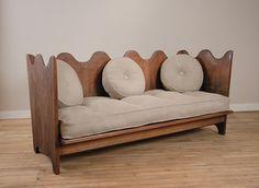 Axel Einar Hjorth, 1931 - an absolute design legend to me. Home Interior, Interior And Exterior, Interior Decorating, Interior Design, Sofa Design, Take A Seat, Love Seat, Sofa Furniture, Furniture Design
