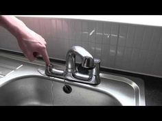 How to replace the washers in your taps - If you have a dripping tap, you may find that the washer in your tap needs to be replaced.   In this video, we show you how to replace the washer in your tap and the tools you will need to do the job.  If you're a Bromford customer and you have tried this repair and you still have a fault or you're unsure, book in a repair by contacting us - http://www.bromford.co.uk/contact-us/