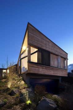 S House, Mt Eden, Auckland, by Glamuzina Paterson Architects / © Patrick Reynolds --