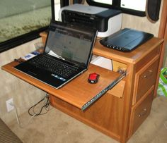 desk for rvs