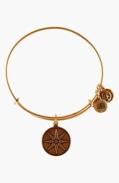 Alex and Ani 'Star of Venus' Expandable Wire Bangle available at #Nordstrom