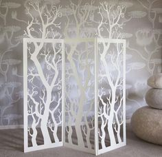 Tree Screen - CNC Routing