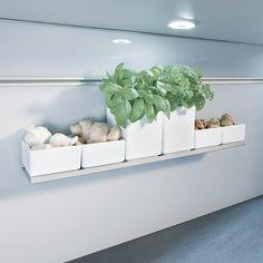 Next 125 Cube Storage System Kitchen Organization, Kitchen Storage, Kitchen Tips, Next 125, Interior Styling, Interior Design, German Kitchen, Cube Storage, Storage Ideas