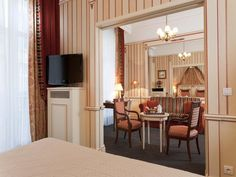 The Napoleon Paris hotel is located just a short walk to the Arc de Triomphe and…