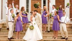 bridal party photography - Google Search