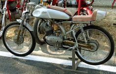 Ottonero Cafe Racer: Itom Sport