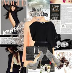 """Miss Kendall"" by r-luvs-g ❤ liked on Polyvore"