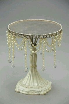 Gold Metal Glass Cake Stands Metals Rounding And Third