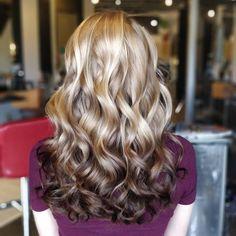 "103 Likes, 7 Comments - Deryn Daniels Hair (@deryndaniels) on Instagram: ""In a world full of blonde balayage, be a reverse 😁 #paulmitchellpro #paulmitchellcolor…"""