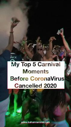 Recapping top 5 carnival moments to celebrate the spirit of carnival.