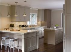 gray #kitchen #paint