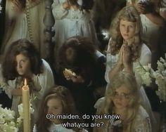 Valerie a Týden Divu [Valerie and Her Week of Wonders], Jaromil Jires, 1970