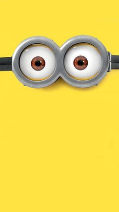Today I am sharing a collection of minions from Despicable Me 2 Move. Scroll down to get Minion wallpapers, images & fan art. Minions Eyes, Despicable Me 2 Minions, Minions Love, Minions 2014, Minion Face, Funny Minion, Funny Jokes, Backgrounds Wallpapers, Cute Backgrounds