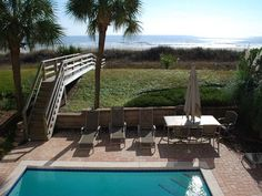 3 Guscio Way - an Oceanfront Vacation Home on North Forest Beach on Hilton Head Island