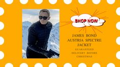 Special collection of James Bond Austria Spectre Jacket sale with discounted price.  #AustriaSpectre #JamesBond #Celebrity #colorability #everydaystyle #styleinspo #styleatanyage #clothes #fashiondaily #fashionlovers #fashiondesigner #Christmas
