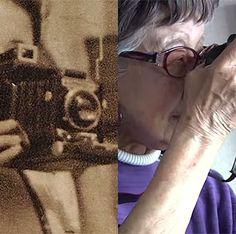 Com 101 anos, primeira fotojornalista do Japão ainda fotografa