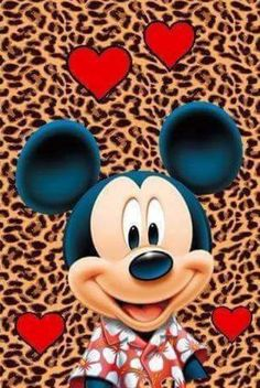 Minnie Mouse Disney Mickey Mouse, Arte Do Mickey Mouse, Mickey Mouse E Amigos, Mickey Love, Mickey Mouse Cartoon, Mickey Mouse And Friends, Disney Dolls, Disney Art, Wallpaper Do Mickey Mouse