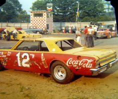 Bobby Allison 64 Chevelle LMS